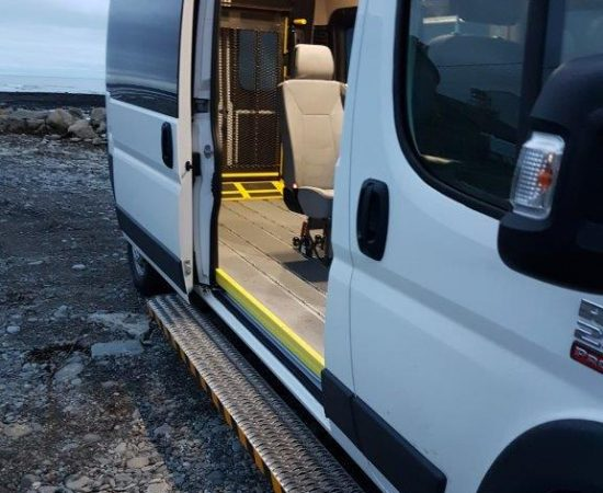 Wheelchair Access Vehicle Winnipeg - MoveMobility