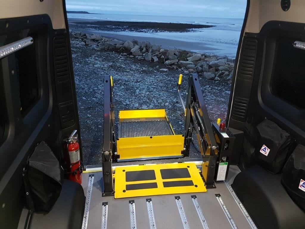 Dodge Promaster Lift Kit >> Rear Lift Dodge Promaster - Wheelchair Van Conversions