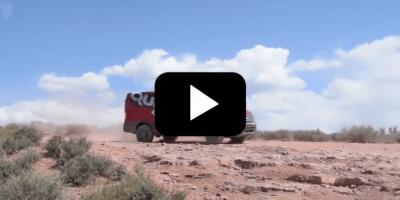 4x4 Ford Transit Van