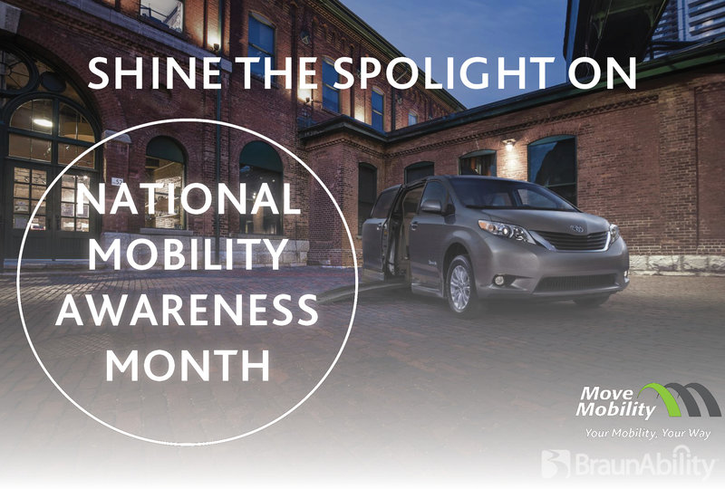 National mobility awareness month at movemobility