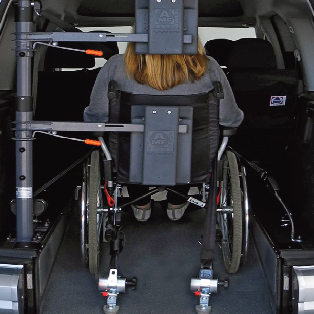 Mercedes Wheelchair Van private and commercial use