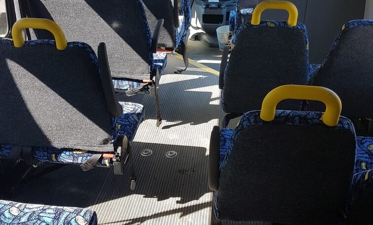 2012 Wheelchair Accessible Embassy Bus