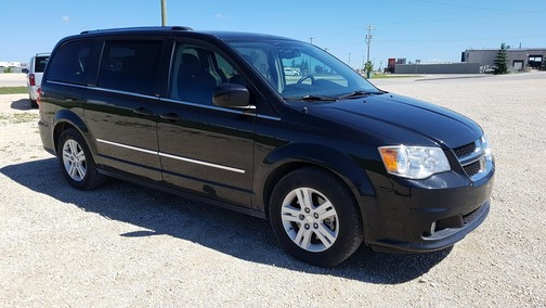 High Spec 2013 Wheelchair Accessible Minivan