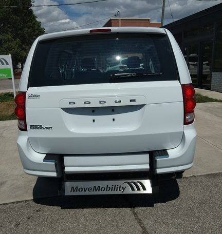 2017 Rear Entry Dodge Grand Caravan HR658736