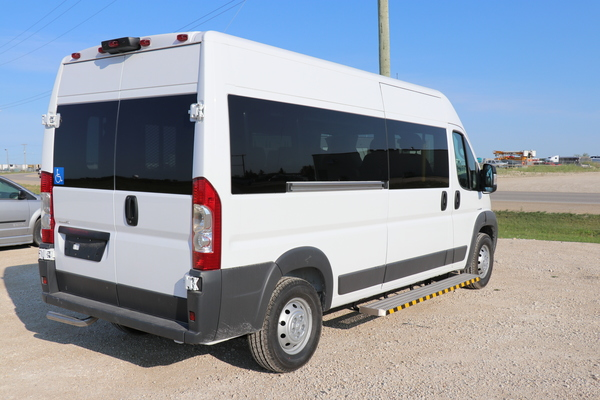 Rear Lift Dodge Promaster Wheelchair Accessible JE137902-3