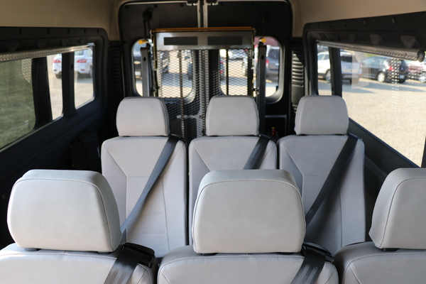 Rear Lift Dodge Promaster Wheelchair Accessible JE137902-6