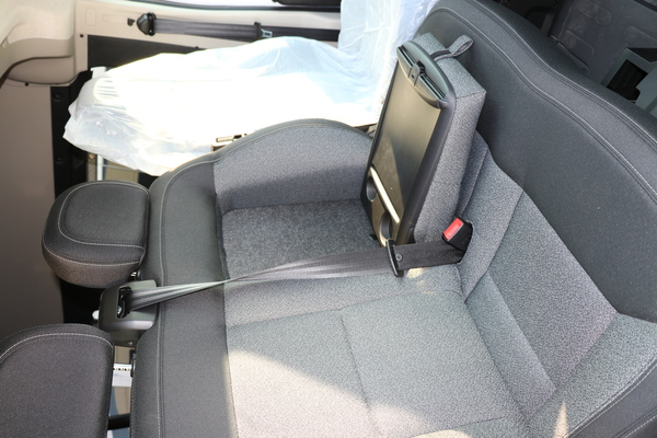 Rear Lift Dodge Promaster Wheelchair Accessible JE137902-8