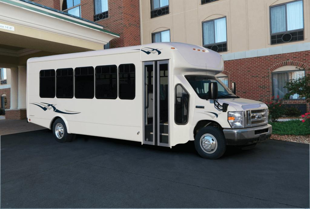 Allstar Bus Wheelchair Accessibl
