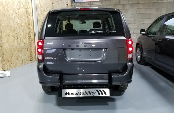 2019 Dodge Caravan Wheelchair Van
