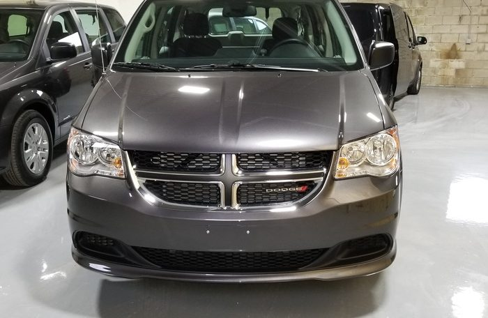 2019 Dodge Grand Caravan Wheelchair