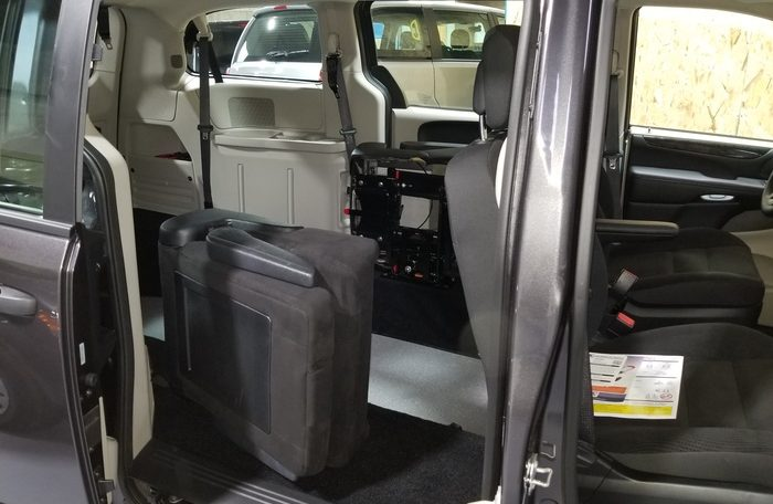 2019 Dodge Grand Caravan Wheelchair Van With Ramp