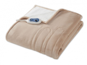 Holiday Gift Ideas Heated Blanket